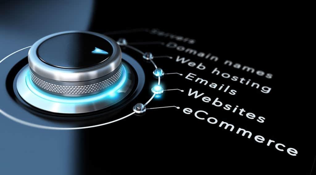 Web Hosting, Emails, Domain Names